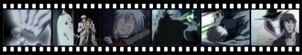 Кадры из аниме D.Gray-man