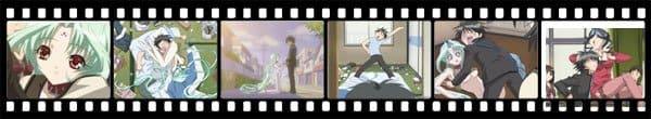 Кадры из аниме DearS