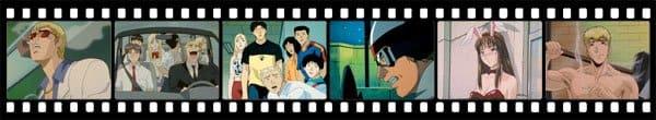 Кадры из аниме GTO