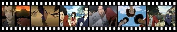 Кадры из аниме Samurai Champloo