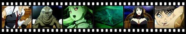 Кадры из аниме Dance In The Vampire Bund