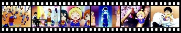 Кадры из аниме Hanamaru Kindergarten