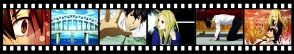 Кадры из аниме Arakawa Under the Bridge