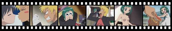 Кадры из аниме Midori's Days