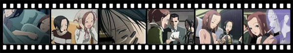 Кадры из аниме NANA