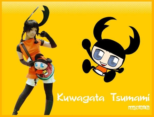 Косплей Kuwagata Tsumami