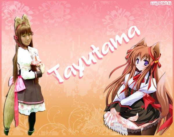 Косплей Tayutama