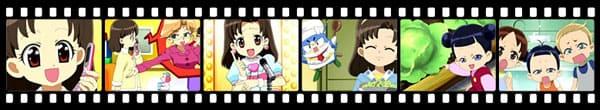 Кадры из аниме Cookin' Idol Ai! Mai! Main!