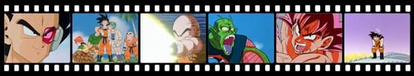 Кадры из аниме Dragon Ball Kai