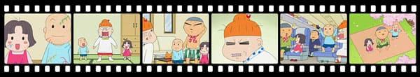 Кадры из аниме Every Day Mom