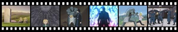 Кадры из аниме Fullmetal Alchemist 2