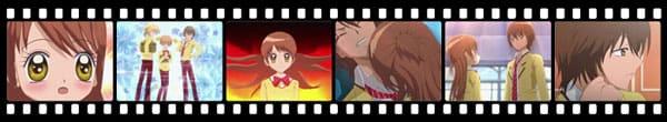 Кадры из аниме Gokujou!! Mecha Mote Iinchou