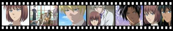 Кадры из аниме Hanasakeru Seishounen