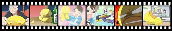 Кадры из аниме Higepiyo
