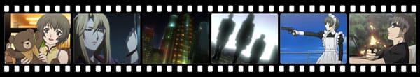 Кадры из аниме Phantom