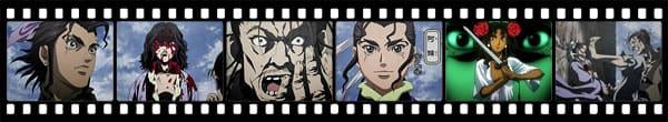 Кадры из аниме Soten Koro