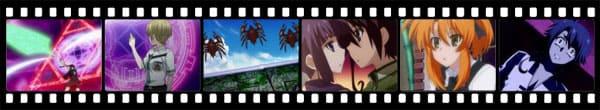 Кадры из аниме Asura Cryin'2