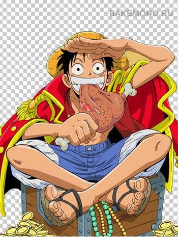One Piece Luffy / Ван-Пис Луффи