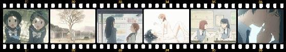 Кадры из аниме Aoi Hana