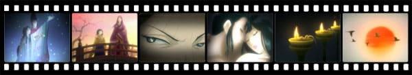Кадры из аниме Genji Monogatari Sennenki