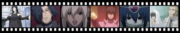 Кадры из аниме The Tower of Druaga