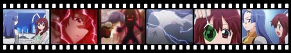 Кадры из аниме Fight Ippatsu! Juuden-chan!!