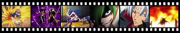 Кадры из аниме Needless