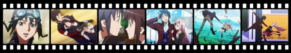 Кадры из аниме Princess Lover!