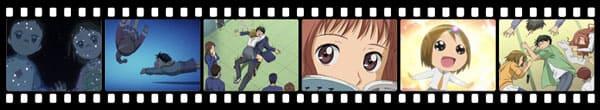 Кадры из аниме Sora no Manimani