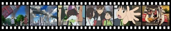 Кадры из аниме Tokyo Magnitude 8.0