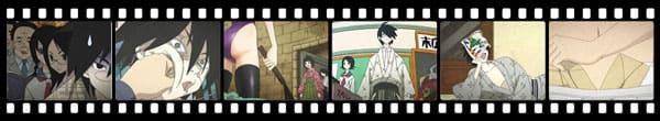 Кадры из аниме Zan Sayonara Zetsubou Sensei