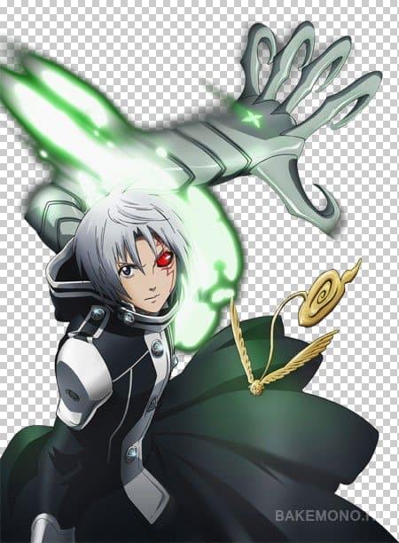 d gray man