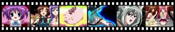 Кадры из аниме Shin Koihime Musou