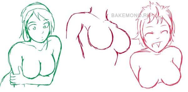 Как меняется грудь