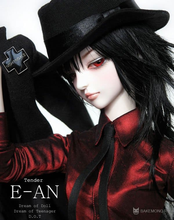 Аниме куклы