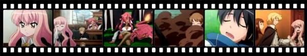 Кадры из аниме: