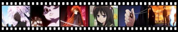 Кадры из аниме Shakugan no Shana