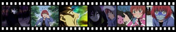 Кадры из аниме Darker than Black 2