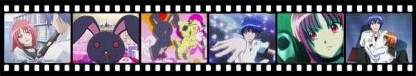 Кадры из аниме Kampfer
