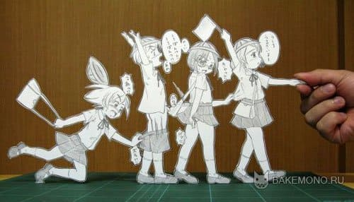 Паравозик из аниме героев