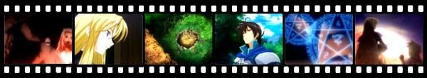Кадры из аниме Densetsu no Yuusha no Densetsu