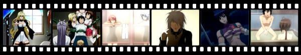 Кадры из аниме Sekirei: Pure Engagement