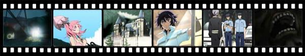 Кадры из аниме Shiki