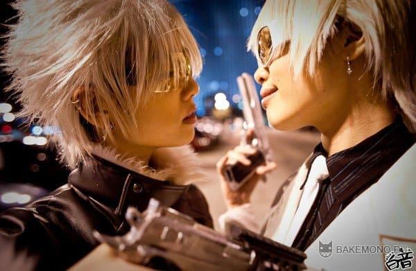 Блондины с оружием