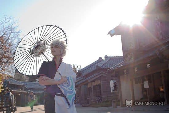 Косплей Gintama