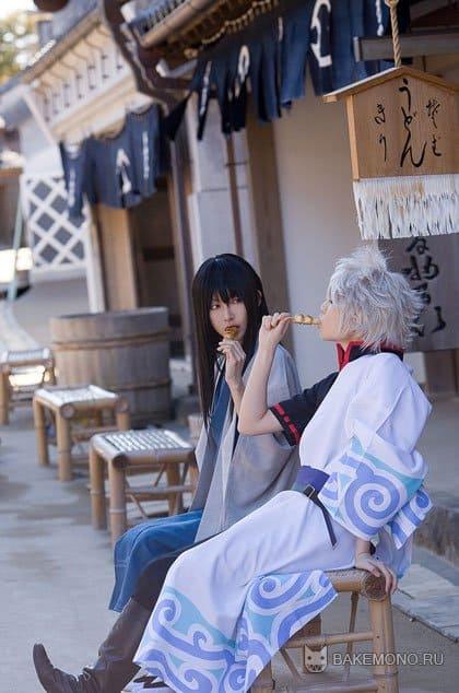 Gintama и сладости