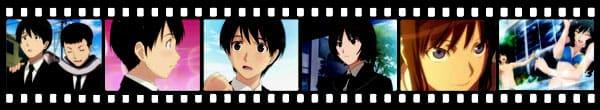 Кадры из аниме Amagami SS