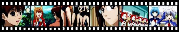 Кадры из аниме Asobi ni Iku yo