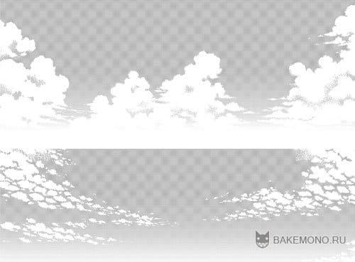 текстура неба моря