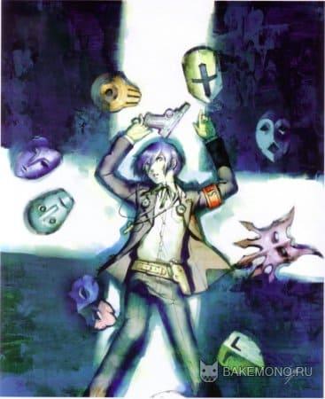 маски аниме персонажи